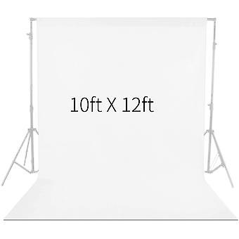 HanFei 3 x 3,6M PRO Fotostudio Stoff Faltbarer Hintergrund fr Fotografie, Video und Fernsehen (NUR