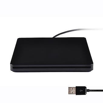 USB 2.0 DVD Rw Enclosure Case Slot extern în dvd Ide Super Drive Case
