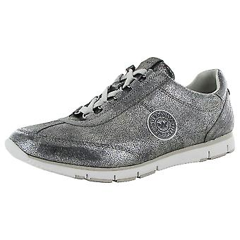 Allrounder Womens Janika Lace Up Oxford Sneaker Shoes