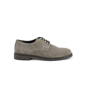Duca di Morrone - Shoes - Lace-up shoes - O58D-CAMOSCIO-TAUPE - Men - tan - EU 44