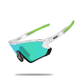 Okulary przeciwsłoneczne na rowerze