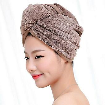 Microfibre Turban Magic Hair Drying Towel