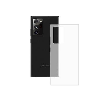 Mobildeksel Samsung Galaxy Note 20 Ultra Kontakt TPU Gjennomsiktig