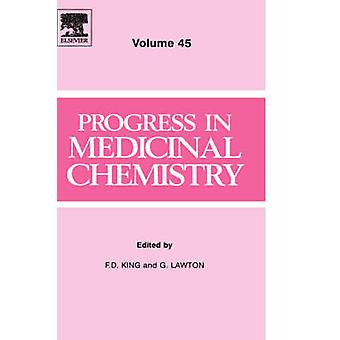 Progress in Medicinal Chemistry by King & F. D.