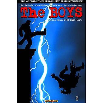 The Boys: Volume 9: The Big Ride