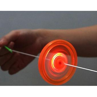 Led ライト フライホイール点滅 ハンド プルロープ おもちゃノベルティ フラッシュ ラッシュ パーティー ゲーム