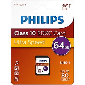 FM64SD55B/10 64GB SDXC Speicherkarte