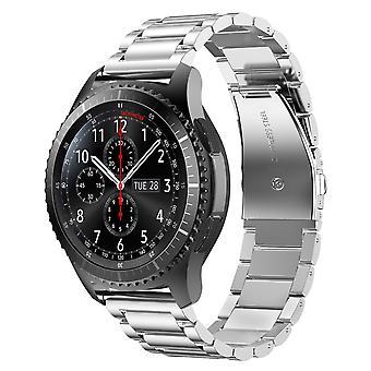 Univerzálny náramok Cadorabo z nehrdzavejúcej ocele - Príslušenstvo na hodinky Smartwatch 22mm