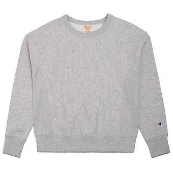 Champion Lightweight Reverse Weave 112726EM004 universal all year women sweatshirts