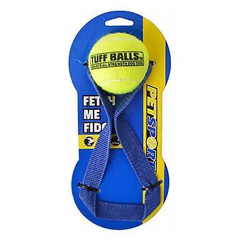 Petsport Fetch Me Fido Tuff Balls Dog Toy - 1 Count