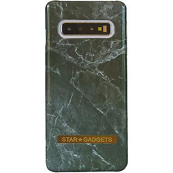Samsung Galaxy S10 - Powłoka / Ochrona / Marmur