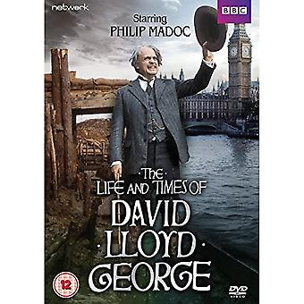 The Life and Times of David Lloyd George DVD