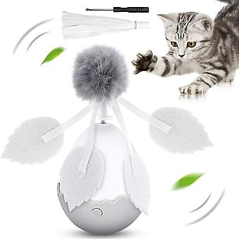 Pet Motion Toy Smart Electronic Tumbler Ball Interactieve Cat Toy Chaser