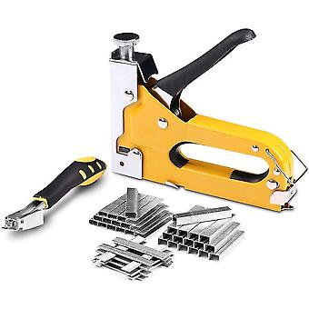 System power cables staple gun 3600 staples remover heavy duty 3 1 stapler wood