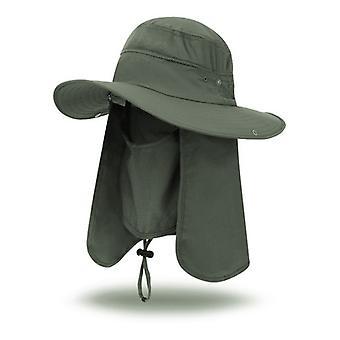 Outdoor Sun Hat, Sun Protection, Fishing Climbing Hat