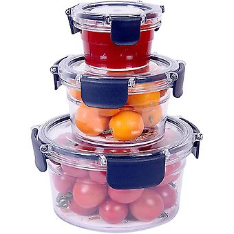 Food Storage Containers With Lids Airtight For Refrigerator