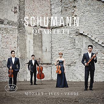 Mozart / Schumann Quartett - Schumann Quartett - String Quartets [SACD] USA import