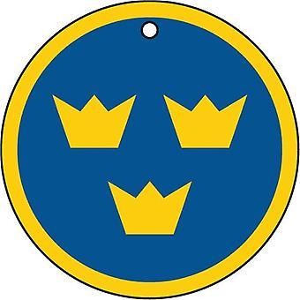 Deodorante per auto Svezia Air Force Roundel