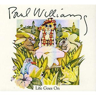 Paul Williams - Life Goes on [CD] USA import