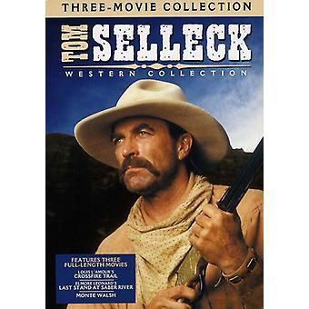 Importer des USA de Tom Selleck Western Collection [DVD]