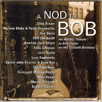 Nicka till Bob-hyllning till Bob Dylan - nicka till Bob-hyllning till Bob Dylan [CD] USA import