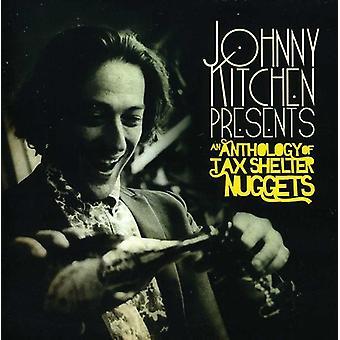Cocina, Johnny presenta una antología de impuestos Shelte - Johnny cocina presenta una antología de impuestos Shelte [CD] USA importar