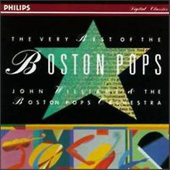 John Williams - Very Best of Boston Pops [CD] USA import