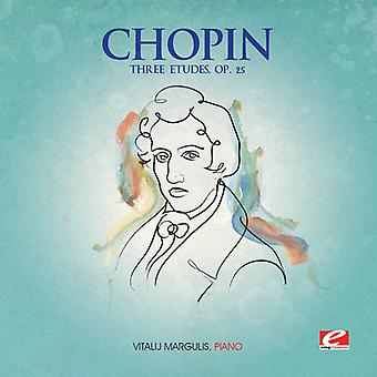 F. ショパン空港 - ショパン: 3 つのエチュード、Op. 25 [CD] USA 輸入