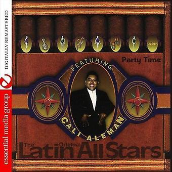 元ラテン パーティーの時間 [CD] 米国のすべての星をインポートします。