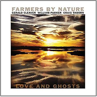Farmers by Nature - Love & Ghosts [CD] USA import