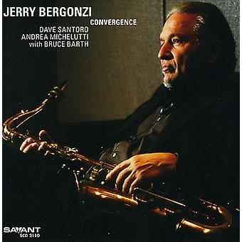 Jerry Bergonzi - import USA de Convergence [CD]