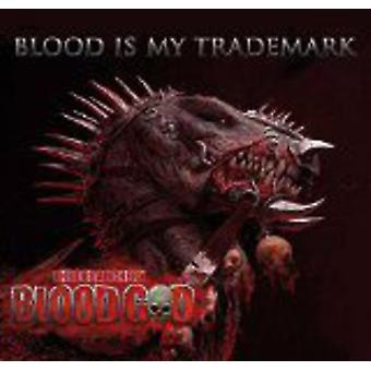 Blood God - Blood Is My Trademark [CD] USA import