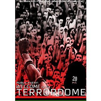 Public Enemy: Welcome to the Terrordome [DVD] USA import