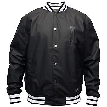 LRG Herren 47Th Ward Posse Starter Jacke schwarz