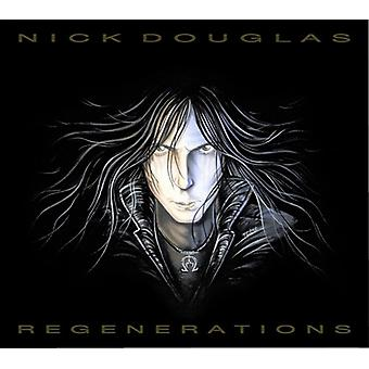 Nick Douglas - Regenerations [CD] USA import