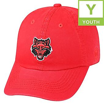 Arkansas State Red Wolves NCAA TOW Crew Youth Adjustable Hat