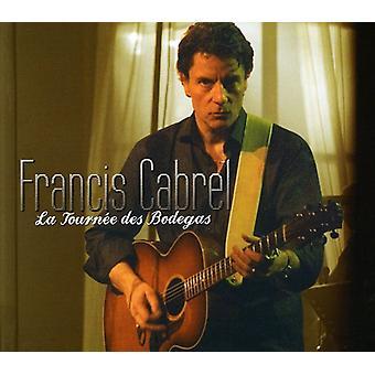 Francis Cabrel - La Tournee Des Bodega [CD] USA import