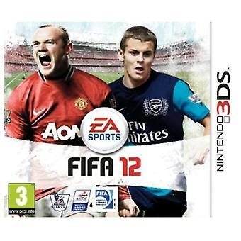 FIFA 12 (Nintendo 3DS) - Neu