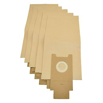 HOTPOINT 8630 oppreist støvsuger støv papirposer
