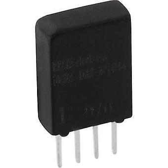 StandexMeder Electronics UMS05-1A80-75L Reed relay 1 maker 5 V DC 0.5 A 10 W SIL