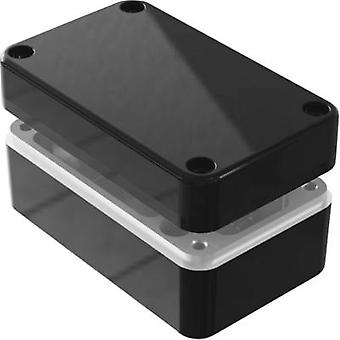 Deltron skap 487-130806B-66 Universal kabinett 130 x 80 x 60 Aluminium blå 1 eller flere PCer