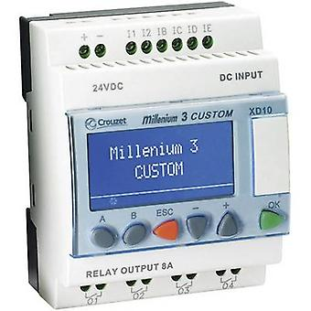 Crouzet 88974143 XD10 R 230VAC SMART PLC controller 230 V AC