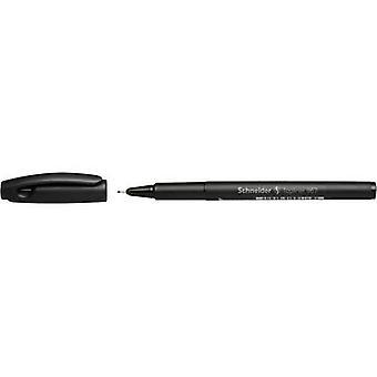 Schneider 9671 Topliner 967 Fineliner Black 0.4 mm 1 pc(s)