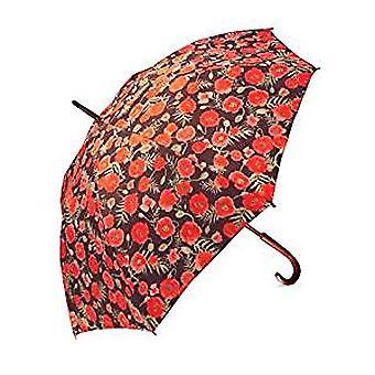 Disegno del papavero ombrello (dritto)