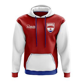 Mordovia Concept Country Football Hoody (Red)