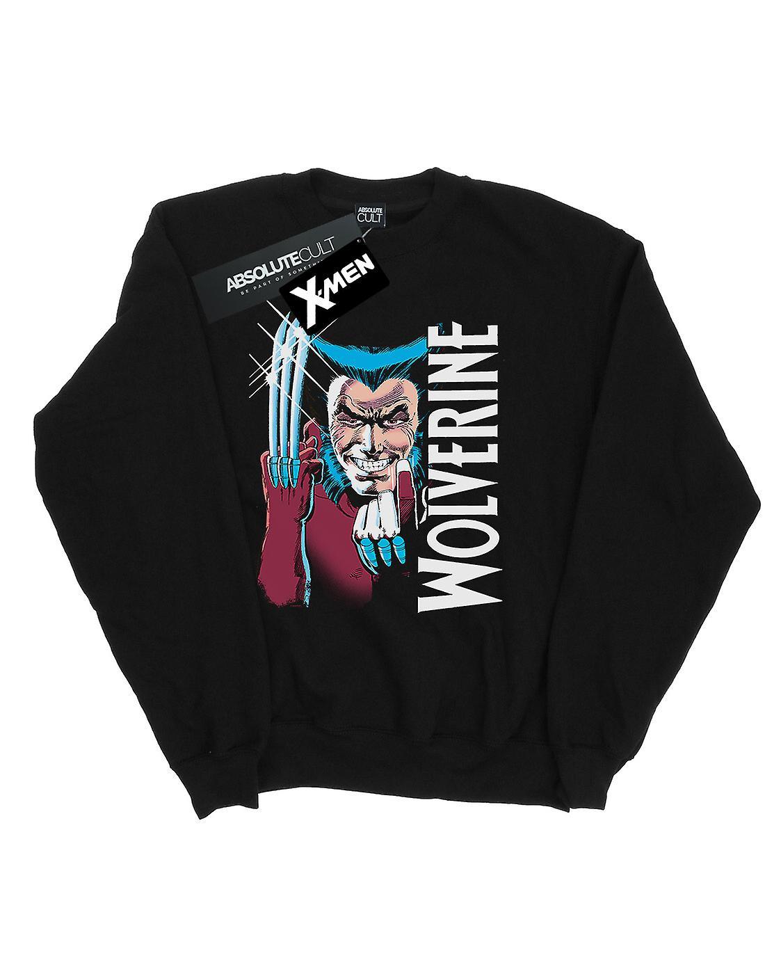 Marvel Boys X-Men Wolverine Come Here Sweatshirt