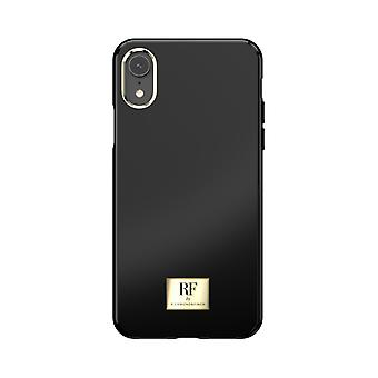RF by Richmond & Finch shell voor IPhone XR-Black accepteert