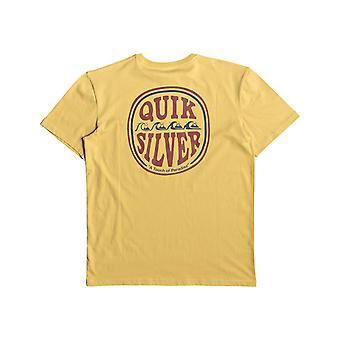 Quiksilver Quik Paradise Short Sleeve T-Shirt in Rattan
