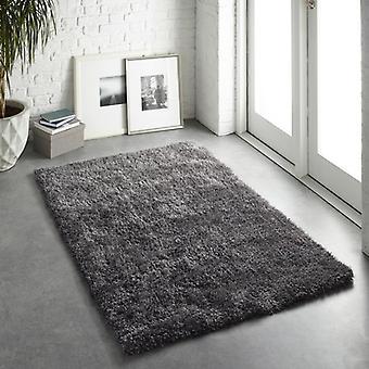 Chicago grijze rechthoek tapijten Plain/bijna gewoon tapijten