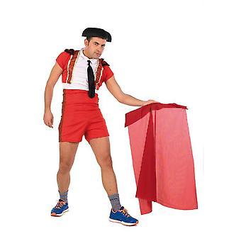 Crazy Stierkämpfer Overall Herrenkostüm Torrero Herren Kostüm